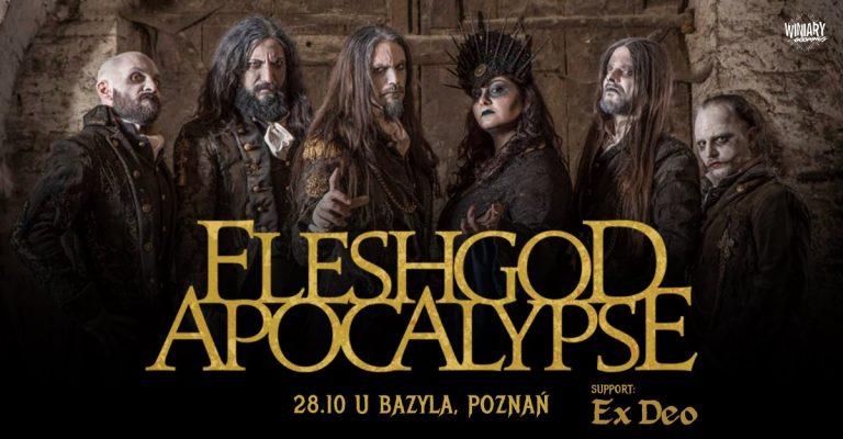 Fleshgod Apocalypse + Ex Deo