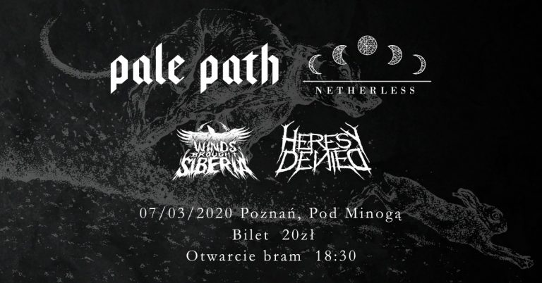 Pale Path / Netherless / Heresy Denied / Winds Brought Siberia