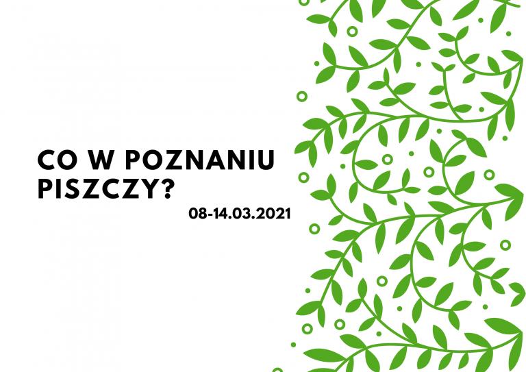 Co w Poznaniu piszczy?