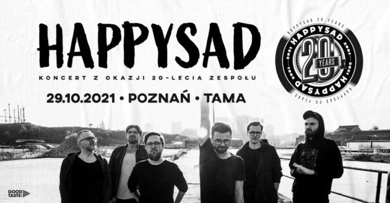 happysad – XX-lecie!